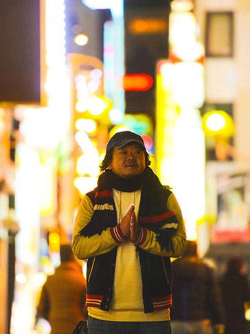 岡村大輔(UNCROWN RECORDS)