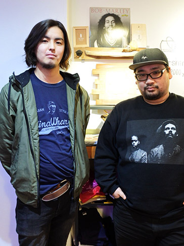 YAMATO&KO-TA(Gemstone)