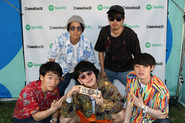 COMING KOBE18 × Spotify photo-030